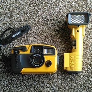 Sea and sea underwater 35mm camera